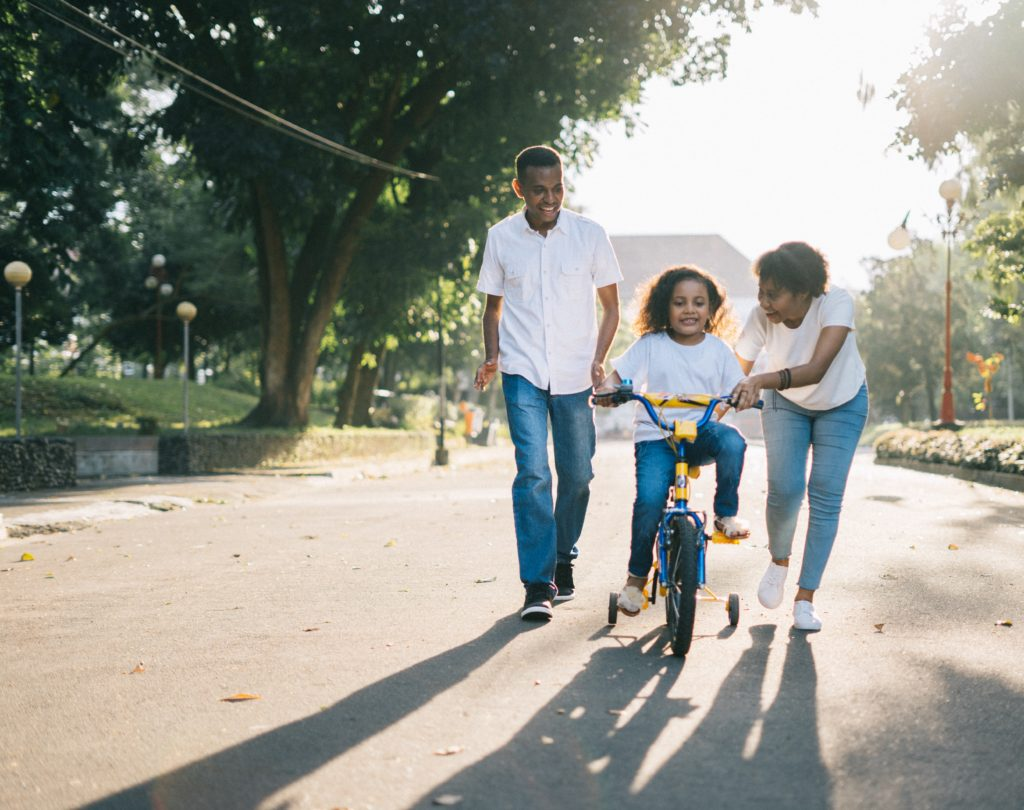 Involving Family & Friends in ACTIVE Family Traditions