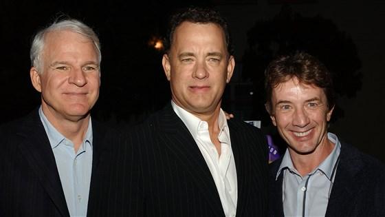 COLONOSCOPY PARTY WITH TOM HANKS, STEVE MARTIN & MARTIN SHORT?