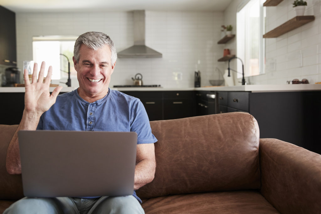 CYBERTREAT YOUR IBS: Video Chat Your Way to Better Health