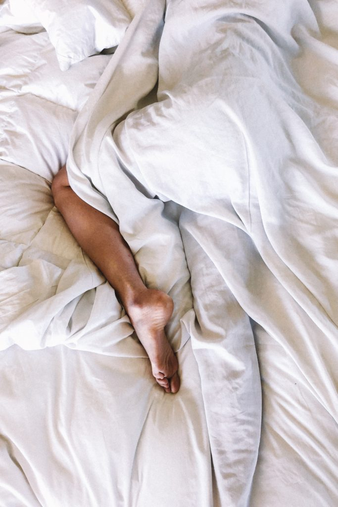 Abnormal gut bacteria related to RESTLESS LEGS SYNDROME