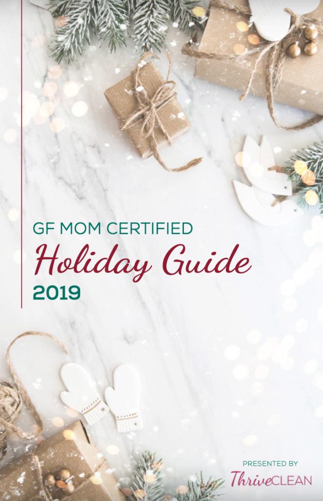GF Mom Certified Holiday Guide!