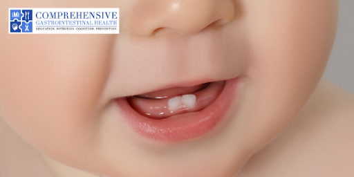 METALS IN BABY TEETH PREDICT IBD LATER IN LIFE