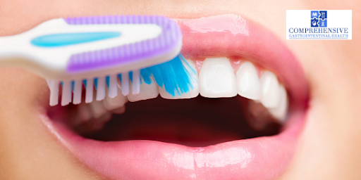 TEETH BRUSHING HELPS REDUCE COLON POLYPS (and DIABETES)!