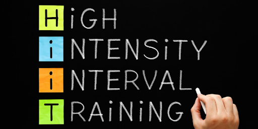 The Benefits of High Intensity Interval Training (HIIT)