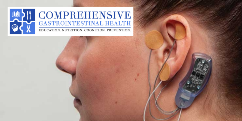 EAR STIMULATION DEVICE EASES IBS PAIN FOR TEENS