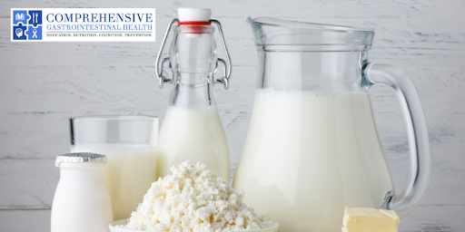 IBD and DAIRY