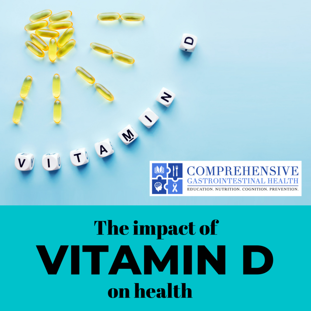 The Impact of Vitamin D on Health