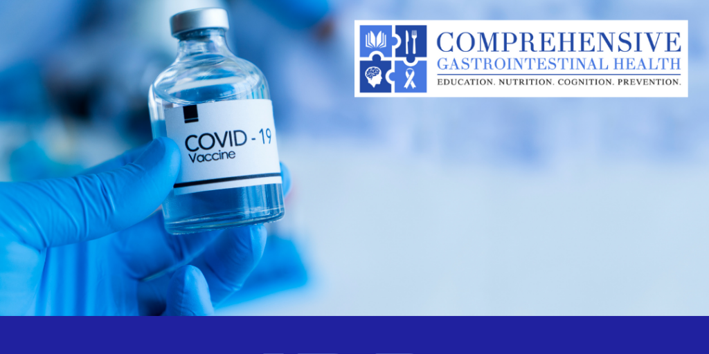 Inflammatory Bowel Disease and the COVID-19 booster vaccination